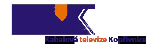 Kabelová televize Kopřivnice, s.r.o., Záhumenní 1152, 742 21 Kopřivnice, tel. 556 821 076, ktk@ktk.cz